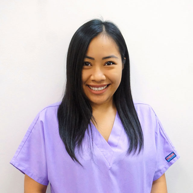 Leslie, Dental Assistant at Oahu Pediatric Dentistry.
