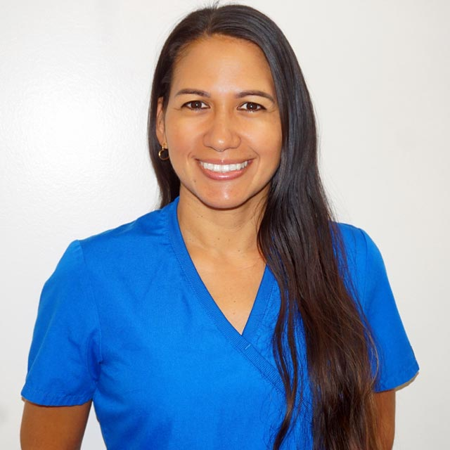 Nichole, Hygienist at Oahu Pediatric Dentistry.