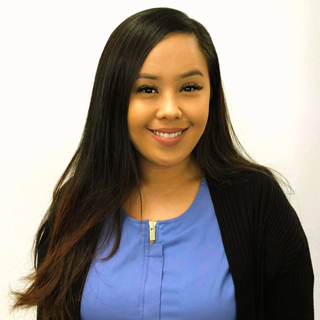 Brianah, Receptionist at Oahu Pediatric Dentistry.